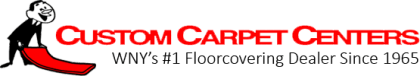 Custom Carpet Centers logo | Custom Carpet Centers