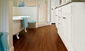 White cabinets Orchard Park, NY | Custom Carpet Centers