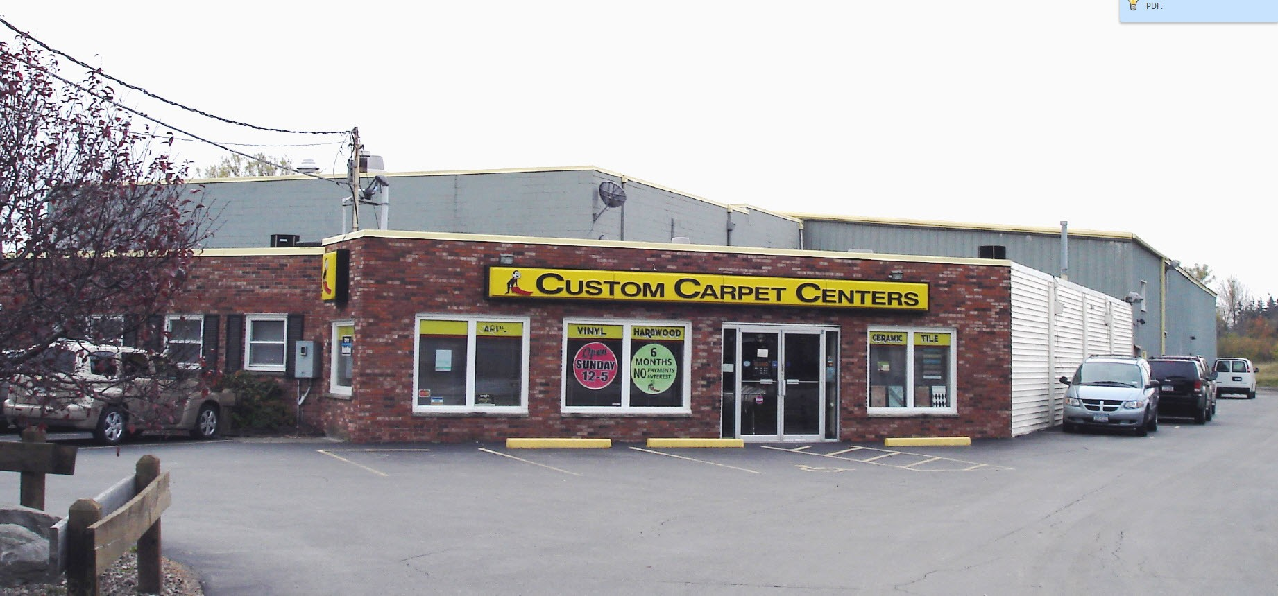 Transit-Interior | Custom Carpet Centers