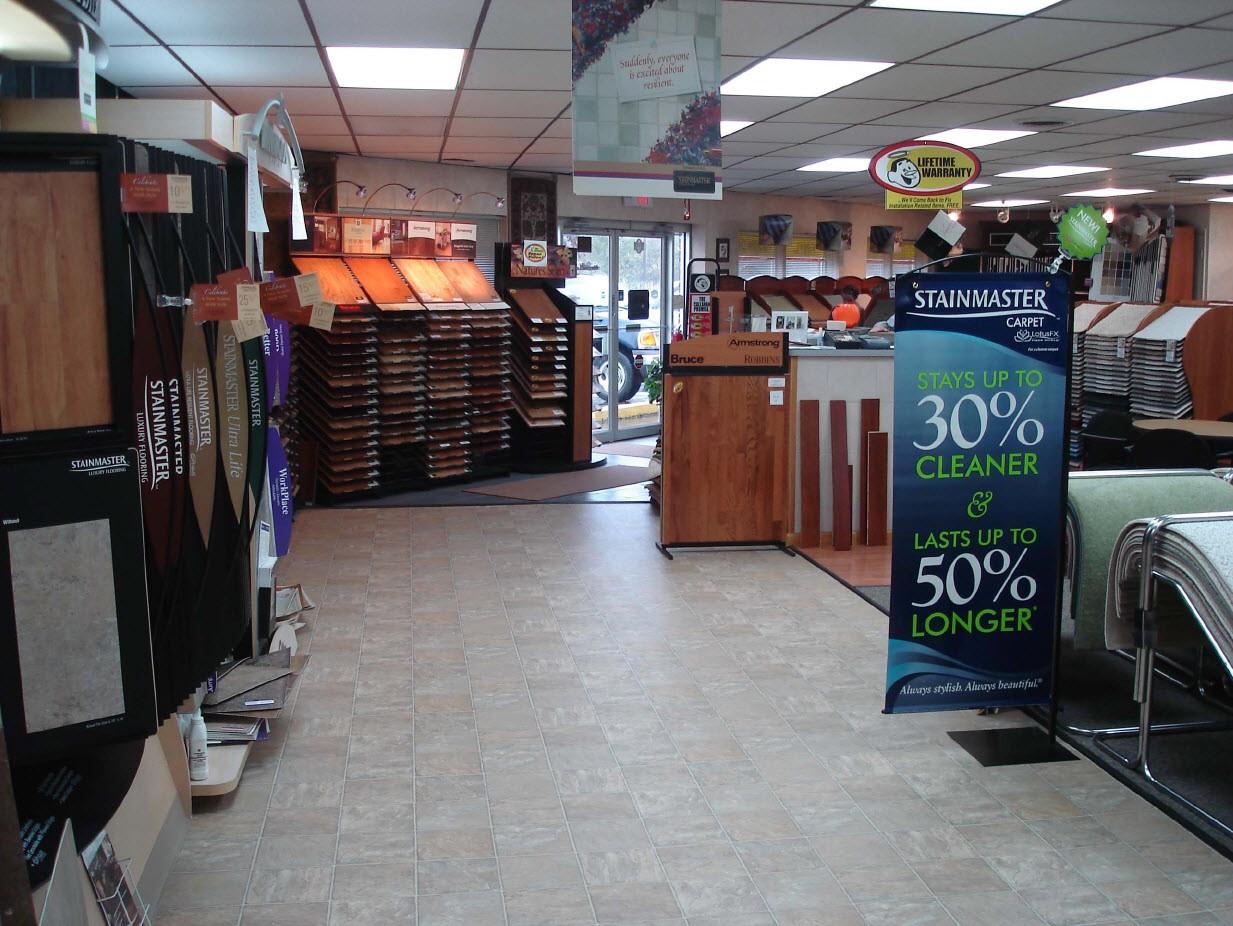 Showroom | Custom Carpet Centers