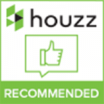 Houzz logo | Custom Carpet Centers