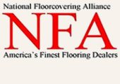 NFA logo | Custom Carpet Centers