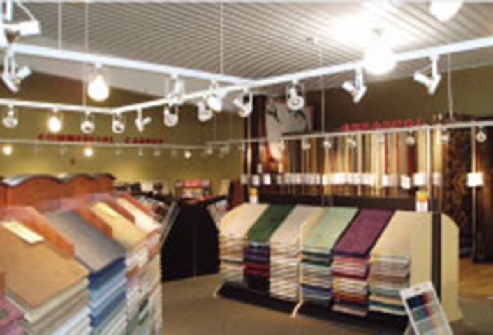 Carpet showroom | Custom Carpet Centers