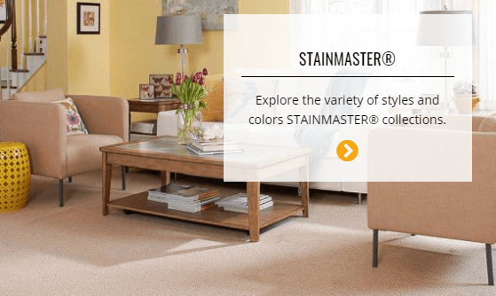 Stainmaster | Custom Carpet Centers