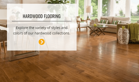 Hardwood flooring | Custom Carpet Centers