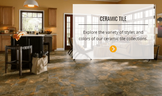 Ceramic Tile | Custom Carpet Centers