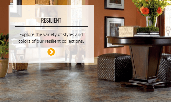 Resilent | Custom Carpet Centers