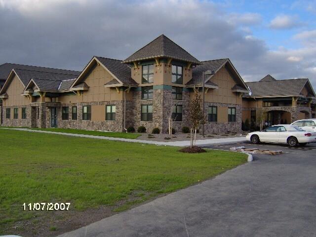Exterior view of house | Custom Carpet Centers