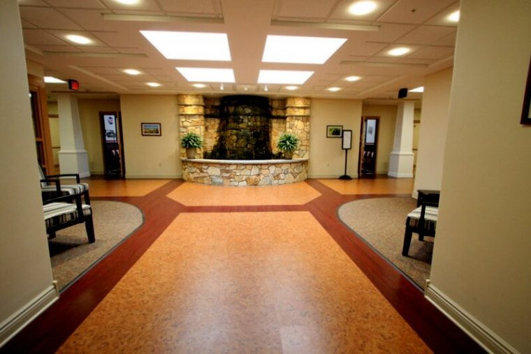 Commercial flooring Orchard Park, NY | Custom Carpet Centers