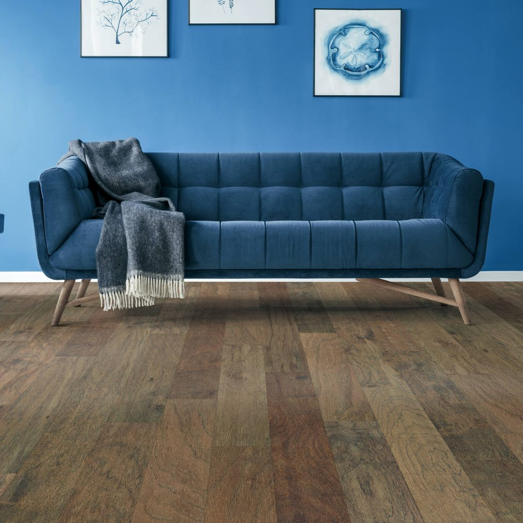 Pantone color classic blue for wall | Custom Carpet Centers