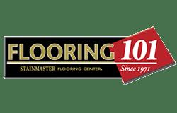 Flooring 101 logo   Custom Carpet Centers