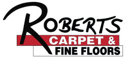 Robert carpet logo   Custom Carpet Centers